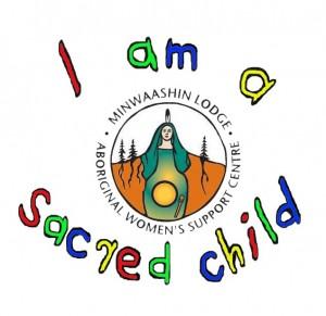 Sacred Child logo