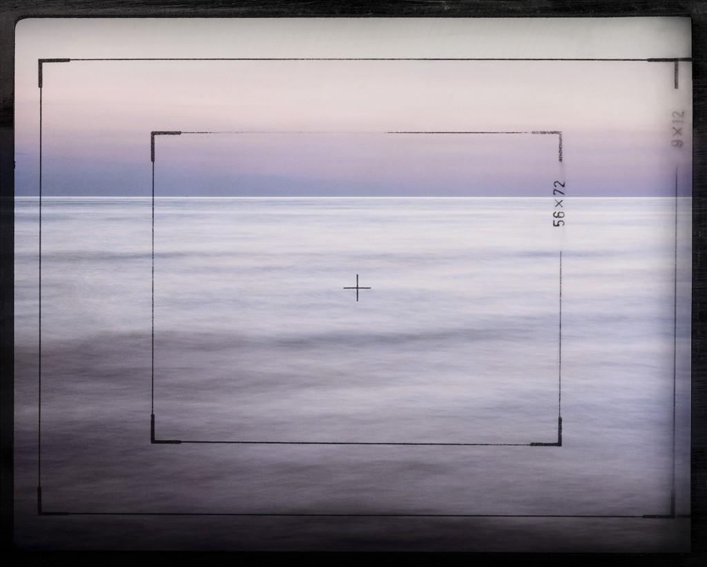 Linhof 4x5, circa 1946, 2014, digital C-print
