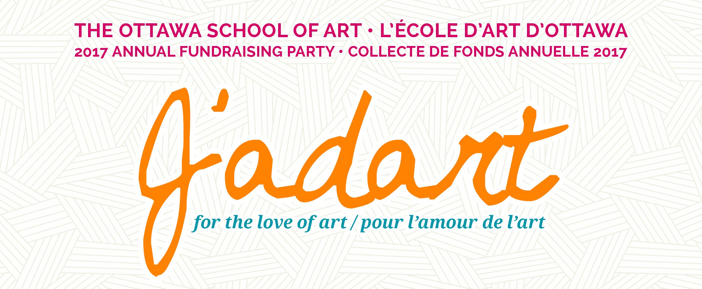 Exceptionnel J'adart, for the love or art! | Ottawa School of Art / École d'Art  PS69