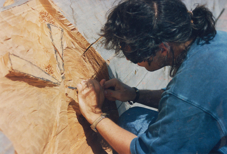 Totem Pole Of Canada Ottawa School Of Art Cole Dart Dottawa
