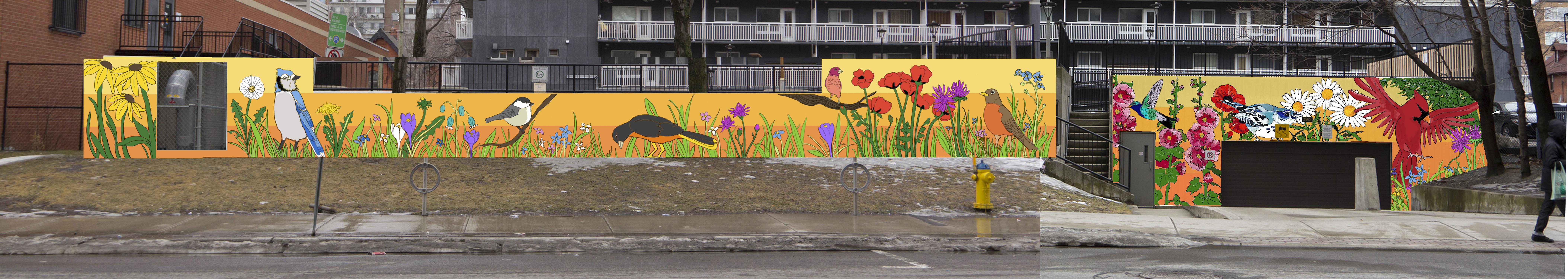 Illumaata murals ottawa school of art cole d 39 art d for Ecole d art mural