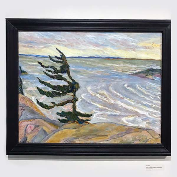 Study of Stormy Weather, Georgian Bay