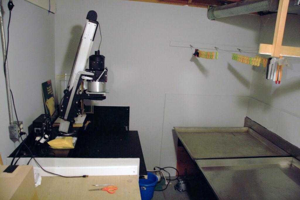 Wet darkroom copy