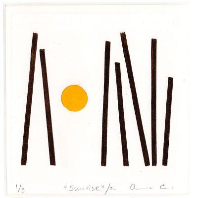 "Sunrise/""a"