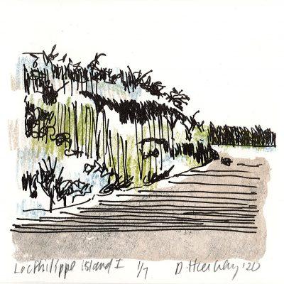 Lac Philippe Island I