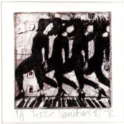 Fosse Variations #2