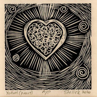Yollotl (Heart)