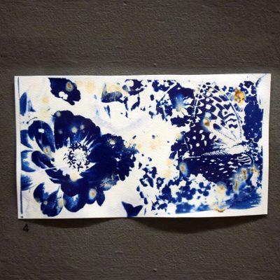 Blue Petals Type